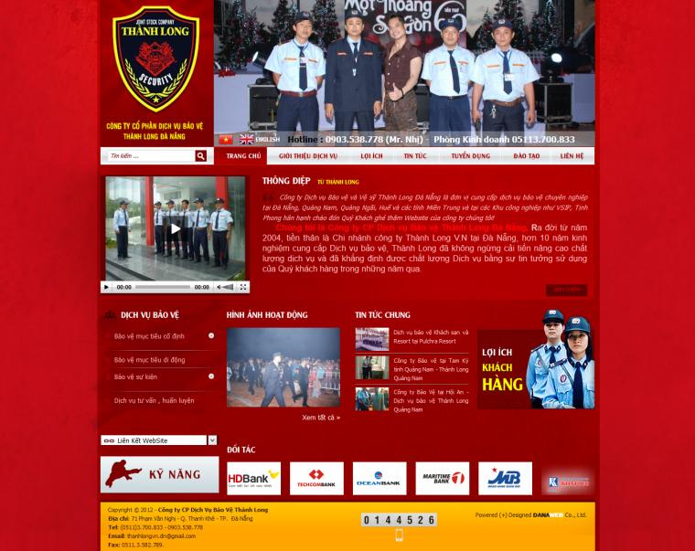 Cty CP Dịch Vụ Bảo Vệ Thành Long
