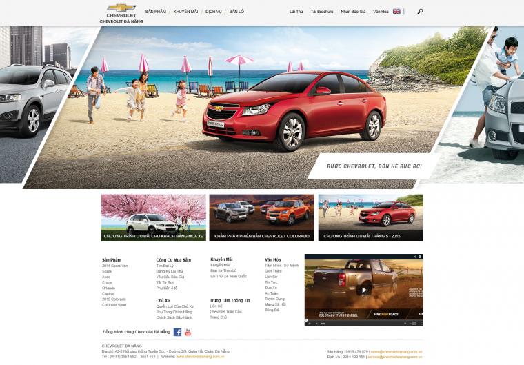 Chevrolet Đà Nẵng