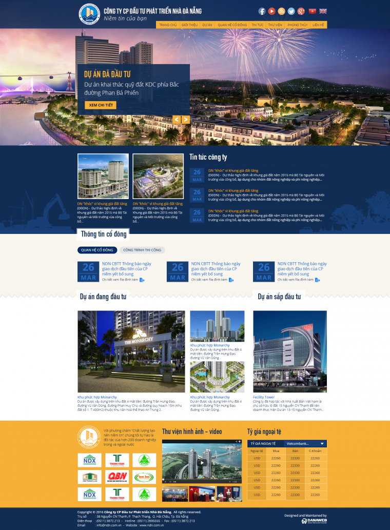 Housing Development Company Da Nang