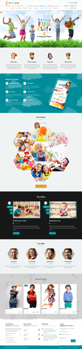 Kids Life – Just another WordPress site