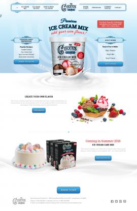 Ice Cream Mix