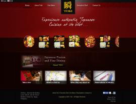 Toki I Japanese Fusion and Fine Dining