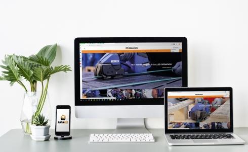 DanaWeb thiết kế website cho Công ty Sản xuất Thương mại Dịch vụ NAM TRUNG PHÁT