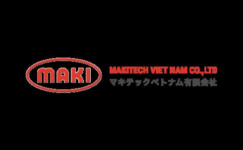 Công ty DanaWeb bàn giao website cho Công ty TNHH Makitech Việt Nam
