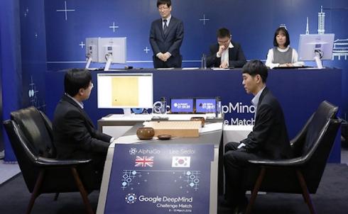 Đại diện loài người cuối cùng đã chiến thắng được trí tuệ nhân tạo của Google