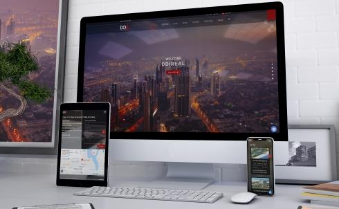 Danaweb thiết kế website Bất Động Sản Cho Công Ty Cổ Phần Đầu Tư Và Phát Triển Đà Thành