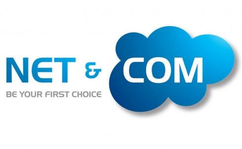 Công ty Danaweb bàn giao Website cho Công ty Net & Com