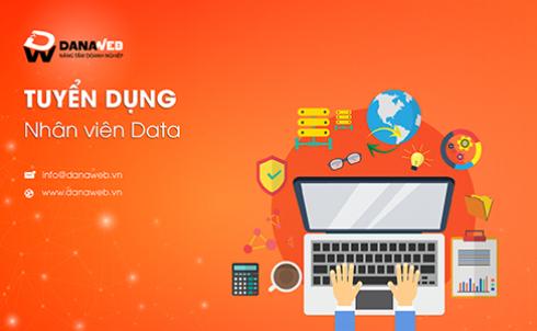Công ty DanaWeb tuyển dụng vị trí Design và Data