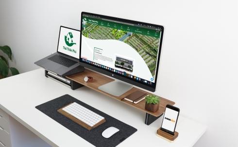 Danaweb thiết kế website bất động sản cho Công ty Thái Thiên Phú