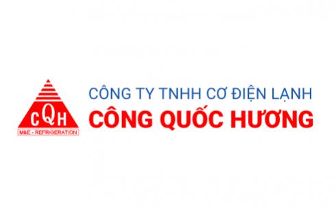 DanaWeb thiết kế website cho công ty TNHH Cơ Điện Lạnh Công Quốc Hương