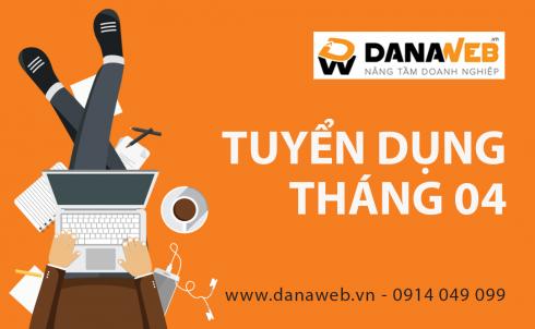Danaweb tuyển dụng  vị trí Nhân viên SEO