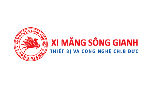 Danaweb hands over the Website to Song Gianh Cement Company