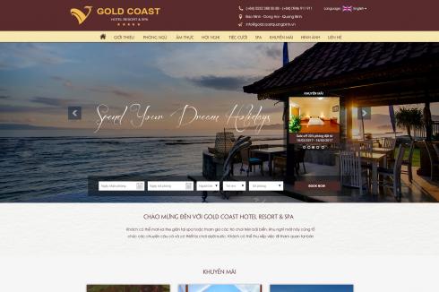 Resort GoldCoast Quảng Bình