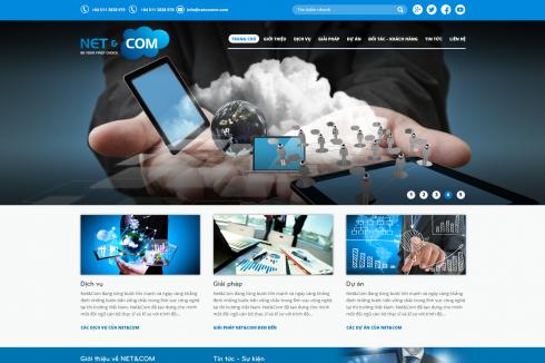 Công Ty CP Tích Hợp Truyền Thông Net&Com