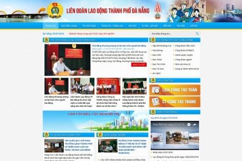 Liên Đoàn Lao Động TP Đà Nẵng