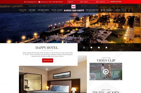 Khách Sạn Happy Hotel Hà Tĩnh
