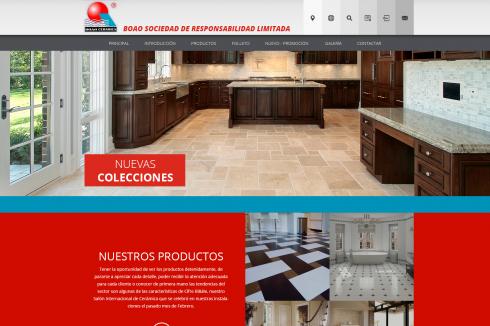 Công ty Gốm Sứ Boao ( Tây Ban Nha)