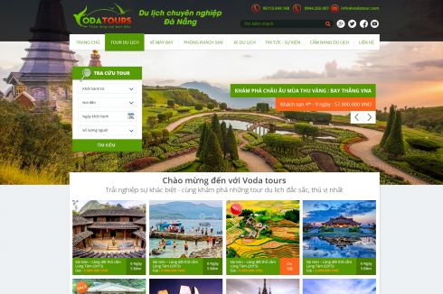 Company Travel Vodatours