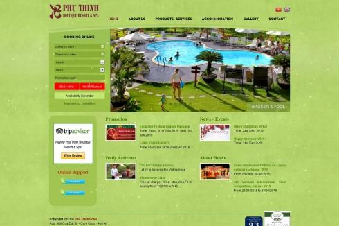 Khách Sạn Phú Thịnh Hội An