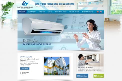 Công ty Điện lạnh Lâm Giang