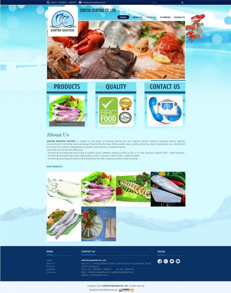 Công ty Sơn Trà Seafood